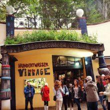 Viyana Hundertwasser House Nerede - Nasıl Gidilir ?