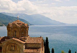 Makedonya Sveti Jovan Kaneo Kilisesi Ohrid Gezilecek Yerler