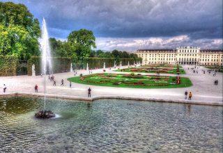 Viyana Schonbrunn Kraliyet Sarayı Nerede - Nasıl Gidilir ?