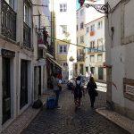 Lizbon Alfama Gezilecek Yerler