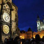 Prag Gezilecek Yerler Astronomik Saat Kulesi