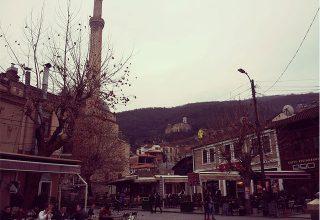 Kosova Prizren Gezilecek Yerler - Şadırvan - Cami
