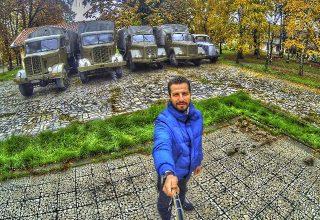 Makedonya Bitola Manastır - Levent ışıklı
