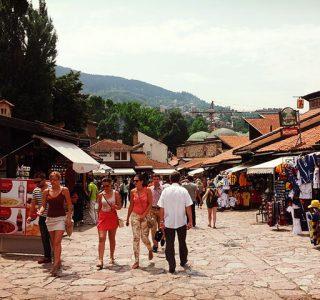 Saraybosna / Bosna Hersek Gezi Notları