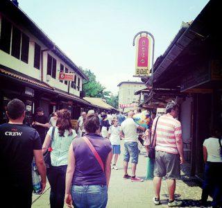 Saraybosna / Bosna Hersek Gezi Notları - Baş Çarşı