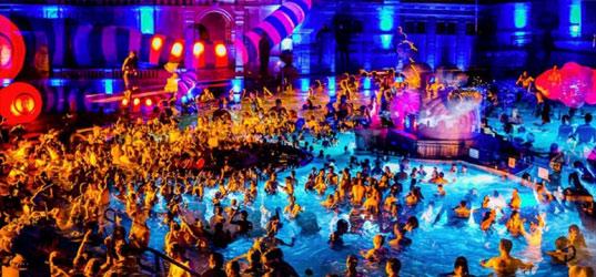 Budapeşte Hamam Partileri ve Fiyatları