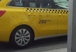 Budapeşte Taksi Fiyatları ve Taksiler Hakkında