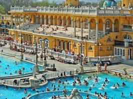 Budapeşte Termal Havuzlar Nerede?