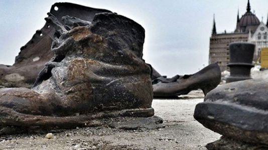 Budapeşte Yahudi Anıtı Nerede - Nasıl Gidilir - Ayakkabılar