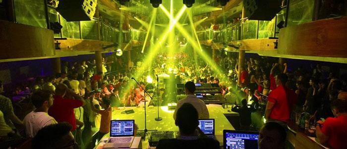 Budva Gece Hayatı – Trocadero Discotheque