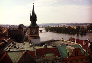 Prag Gezilecek Yerler - Charles Bridge Nerede