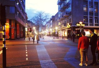 Hollanda Eindhoven Gezilecek Yerler - Çarşı