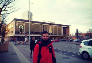 Hollanda Eindhoven - Levent Işıklı