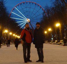Ukrayna Kharkiv - Levent Işıklı, Tuğrul Yıldırım