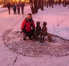 Ukrayna Kharkiv - Levent Işıklı