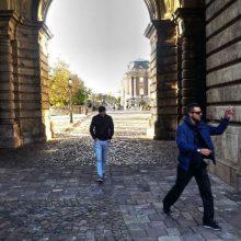 Macaristan Budapeşte Gezilecek Yerler - Levent Işıklı