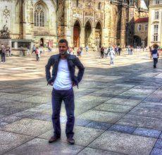 Çek Cumhuriyeti Prag - Levent Işıklı