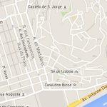 Lizbon Alfama Bölgesi Nerede - Nasıl Gidilir - Harita