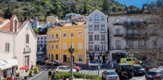 Lizbon Sintra Gezilecek Yerler