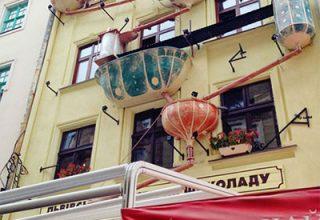 Ukrayna Lviv Çikolata Fabrikası Nerede, Nasıl Gidilir ?