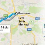 Ukrayna Havaalanı Nerede - Nasıl Merkeze Gidilir Fiyatlar