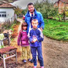 Makedonya Ohrid Yolu - Levent Işıklı