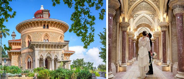 Sintra Gezilecek Yerler- Monserrate Palace