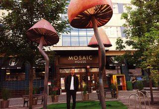 Prag Mosaic House Hostel