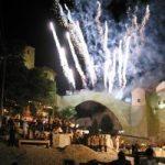 Saraybosna Mostar Köprüsü Açılışı