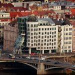 Prag Gezilecek Yerler - Dans Eden Ev