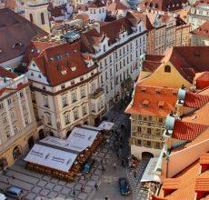 Prag Gezilecek Yerler Old Town - Şehir Merkezi