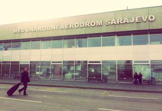 Saraybosna Hava Alanı - Sarajevo Airport