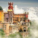 Sintra Pena Sarayı Nerede