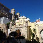 Portekiz Lizbon Sintra Pena Sarayı - Nerede, Nasıl Gidilir ?
