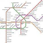 Viyana Şehir Haritası