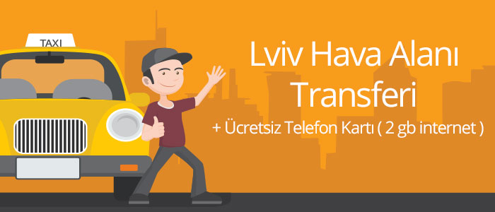 Lviv Hava Alanı Transferi - Ukrayna Taksi