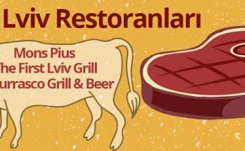 Ukrayna Lviv Steak Restoranları