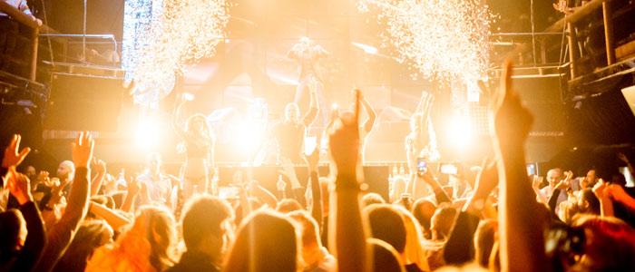 Deluxe Night Club - Kiev Gece Hayatı