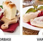 Ukrayna' da Ne Yenir? - Borsch Çorbası ve Varenyky