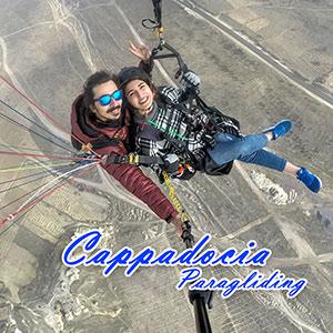 Kapadokya Yamaç Paraşütü