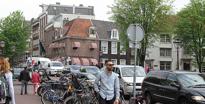 Amsterdam - Rijks Museum Nerede