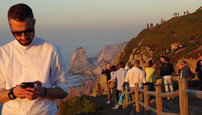 Cabo do Roca Burnu - Lizbon Sintra