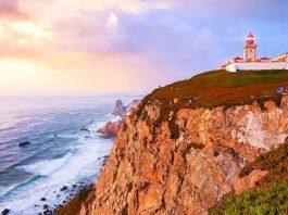 Lizbon Cabo do Roca Burnu - Nerede