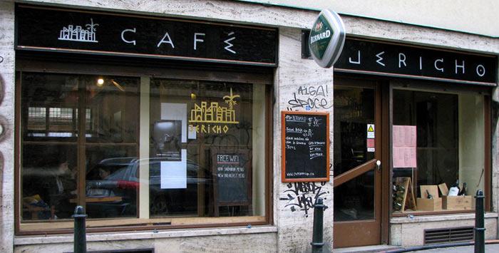 Cafe Jericjo - Prag Gece Hayatı