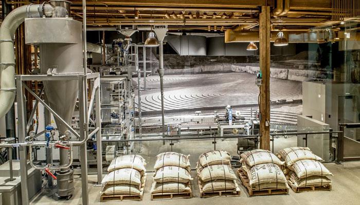Starbucks Coffee Kahve Üretim Fabrikası