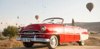 Kapadokya Klasik Araba Turu