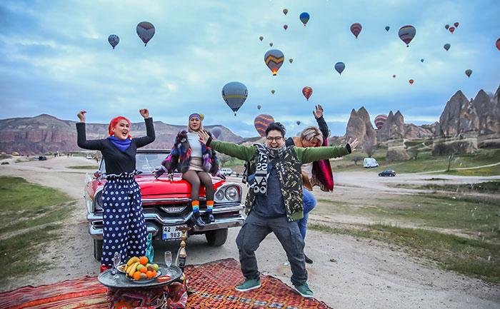 Klasik Araba Turları Kapadokya