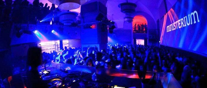 Ministerium Gece Kulübü - Lizbon