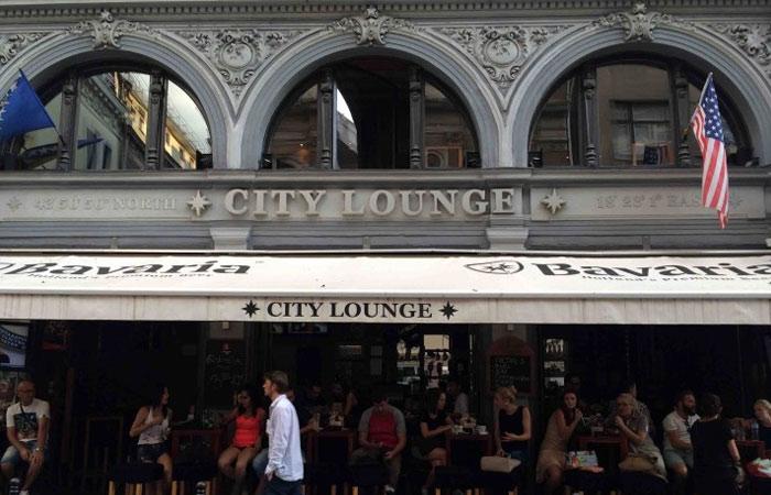 Saraybosna Gece Hayatı - City Lounge