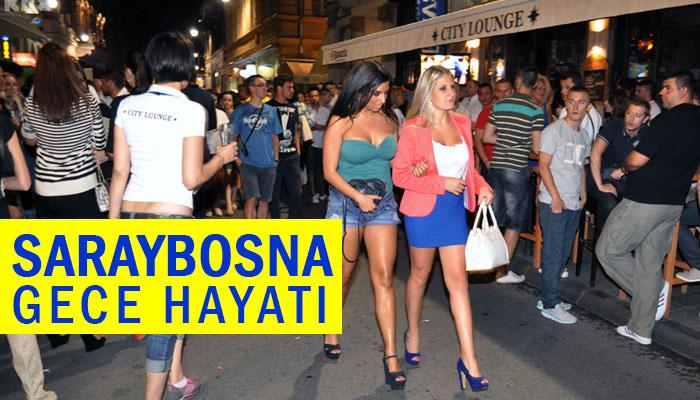 Saraybosna Gece Hayatı - Sloga